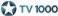 Логотип канала TV 1000